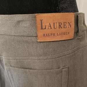 NWOT Lauren Ralph Lauren Stretch 5Pocket Pants 20w